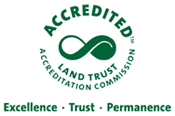 Ozark Regional  Land Trust Accredited